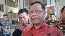Menko Mahfud: PSBB Sudah Mencakup Karantina Wilayah
