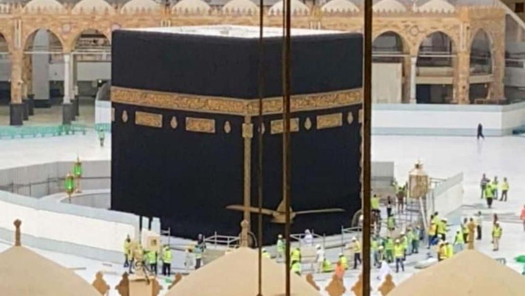 Arab Saudi Buka Umroh Mulai 4 Oktober, Kemenag RI Siapkan Regulasi