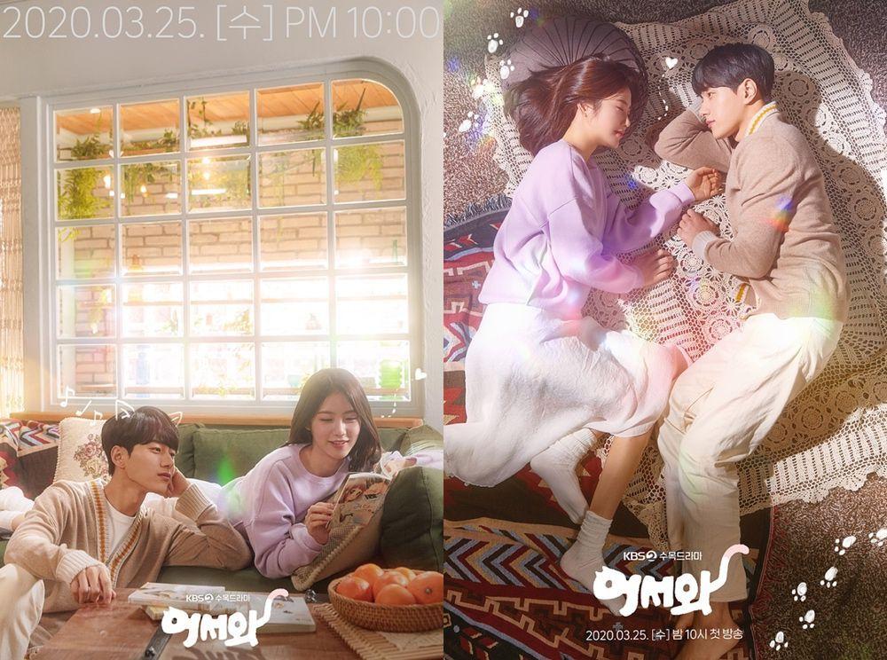 Drama Korea Meow, the Secret Boy