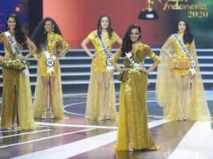 Inilah Top 6 Puteri Indonesia 2020, Finalis Bali dan Sumbar Bersaing