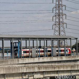 Proyek LRT Jabodebek Molor ke 2022