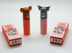 Review: Mencoba Lip Tattoo Tom and Jerry dari Etude House