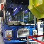 Bus Kecil Tayo (Tangerang Ayo) Mejeng di GIICOMVEC