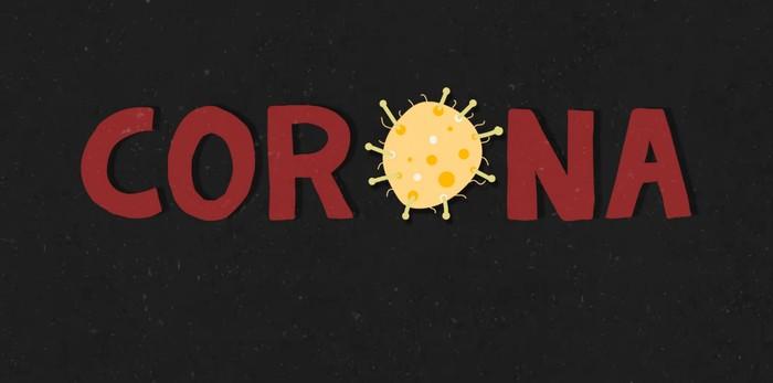 ilustrasi corona