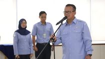 Lantik Pejabat KKP, Edhy Prabowo: yang Mudah Kritik Dapat Promosi