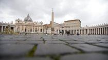Vatikan Konfirmasi Kasus Pertama Terkait Virus Corona