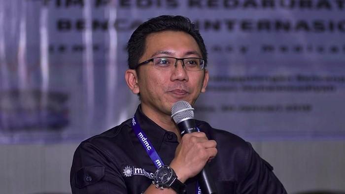 dr Corona Rintawan. (Dok FaceBook Corona Rintawan)
