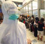 Pengusaha Tekstil Mau Bikin Masker dan APD Anti Air dan Angin