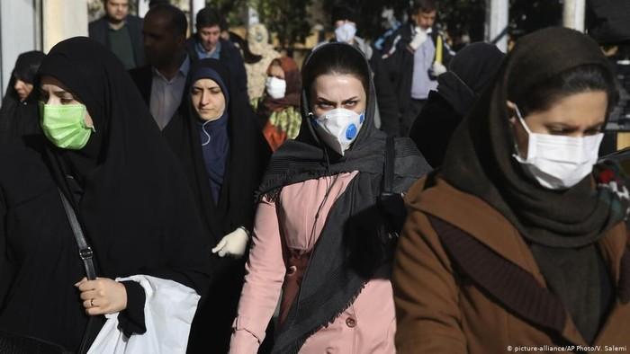 Warga Iran Meragukan Pemerintahnya Tangani Virus Corona