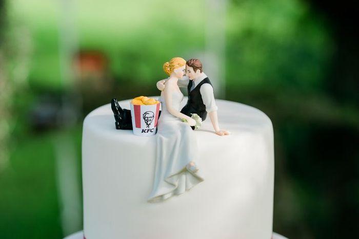 pernikahan di kfc