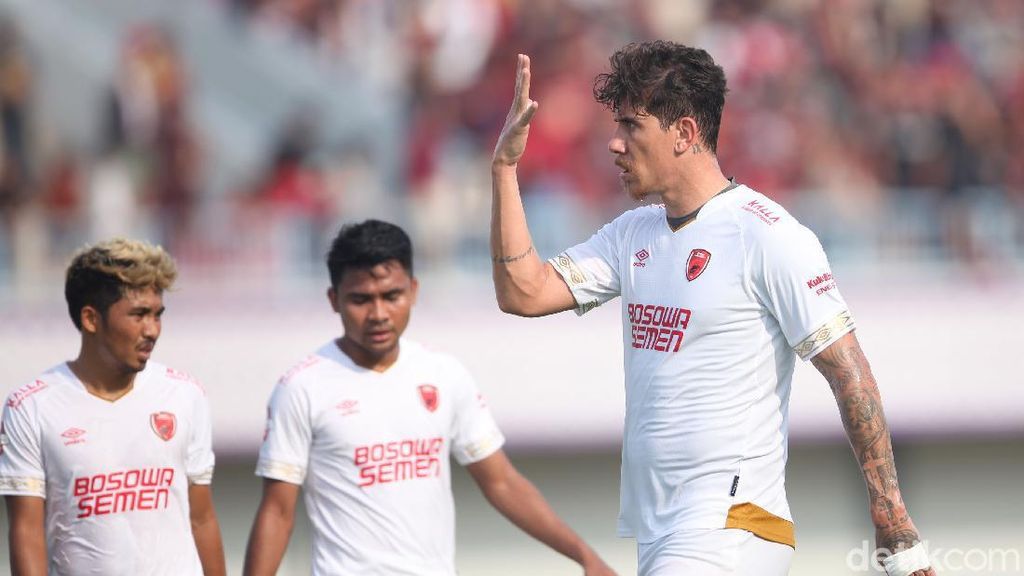 Kumpul dengan Keluarga, Pemain PSM Makassar Diminta Jaga Kesehatan