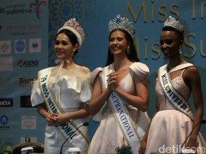 Alasan Miss Universe 2019 Tetap ke Indonesia Meski Ada Virus Corona