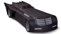 Meski hanya muncul di film animasi Batman, Batmobile ini justru banyak disukai. Batmobile ini jelas sekali terlihat simple tanpa ada banyak atribut terpasang. (Forbes).