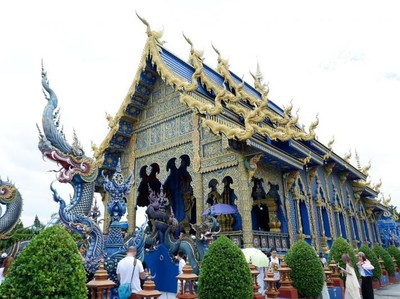 Murah tapi Berkesan, Ini Pengalaman Berkunjung ke Kuil Thailand
