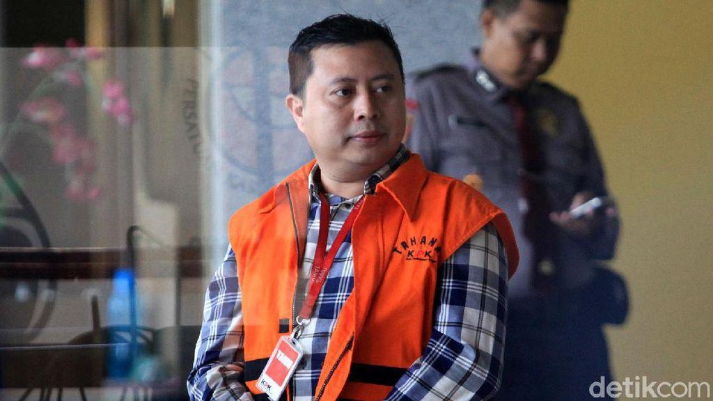 KPK Eksekusi Kader PDIP Penyuap Wahyu Setiawan ke Lapas Sukamiskin