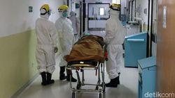 Siaga! Angka BOR Rumah Sakit di Jabar Melebihi Standar WHO