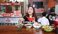 Food Vlogger Ungkap Ekspektasi vs Realita Saat Syuting Makan