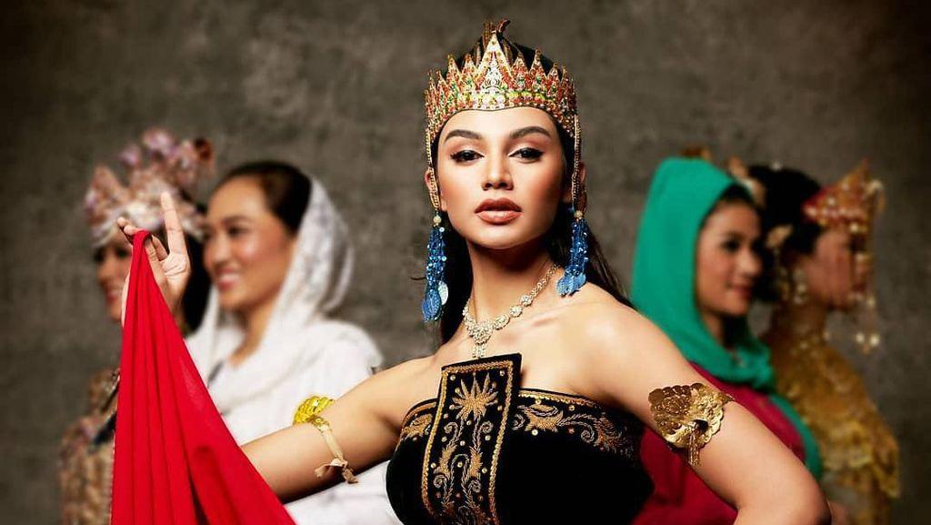 Menuju Miss Supranational 2020, Jihane Almira Belajar Bahasa Inggris Dasar