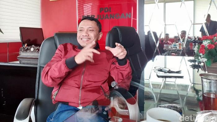 Anggota Komisi IX dari Fraksi PDIP Rahmad Handoyo.