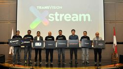 Transvision Xstream Hadir Jadi Pilihan Hiburan Streaming Keluarga Indonesia