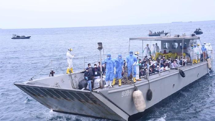 WNI ABK Diamond Princess dipindahkan ke Pulau Sebaru Kecil