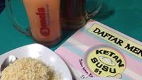 5 Tempat Makan Ketan Susu dengan Berbagai Topping