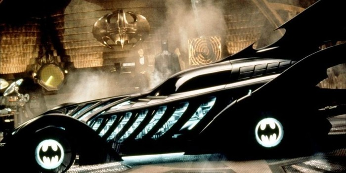 Batmobile yang dipakai Val kilmer