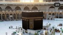 Arab Saudi Pulangkan 450 Ribu Jemaah Umroh