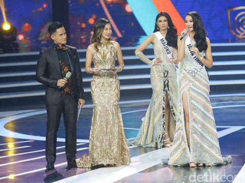 Juara Puteri Indonesia 2020: Raden Roro Ayu Maulida Putri dari Jatim