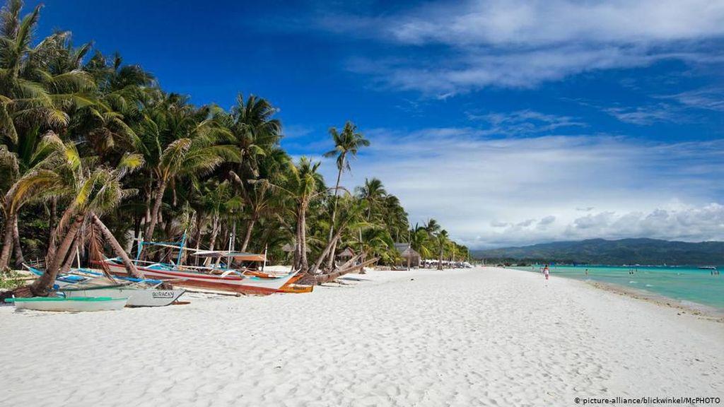 Pantai Berpasir Terancam Hilang Akibat Pemanasan Global