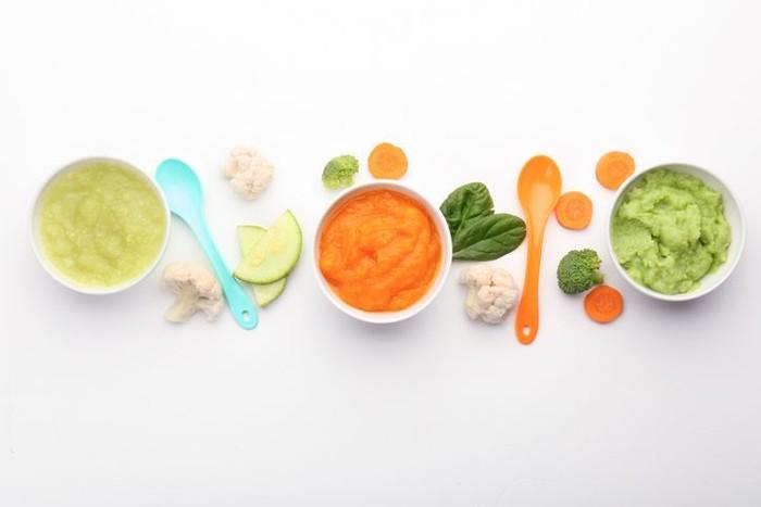 7 Cara Membuat Bubur Bayi Agar Kandungan Gizinya Tak Berkurang