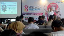 Sungailiat Triathlon Dongkrak Industri Pariwisata di Bangka