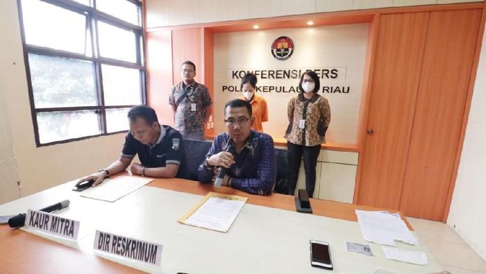 Polda Kepri gagalkan upaya pengiriman 9 TKI ilegal ke Malaysia (dok. Istimewa)
