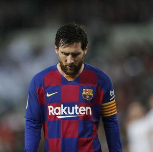 Dunia dan Sepakbola Setelah Corona di Mata Messi