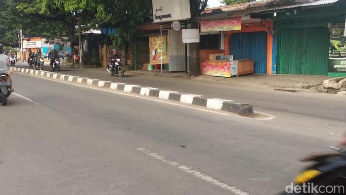 Jalan Raden Patah bersih dari tumpukan sampah