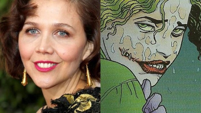 Joker perempuan di film the flash