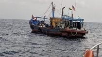 China Ganggu Natuna dengan Kapal Nelayan yang Disusupi Milisi