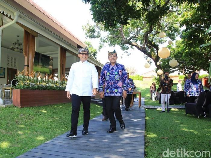 Wali Kota Malang dan Bupati Banyuwangi