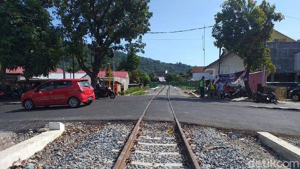 Jalur KA mati suri Padang-Pulau Air hidup lagi setelah 43 tahun
