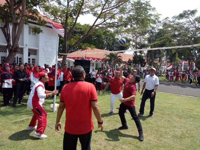 Banyuwangi Gelar Turnamen Bola Voli Antar Kampung yang Diikuti 700 Lebih Tim dari Seluruh Desa