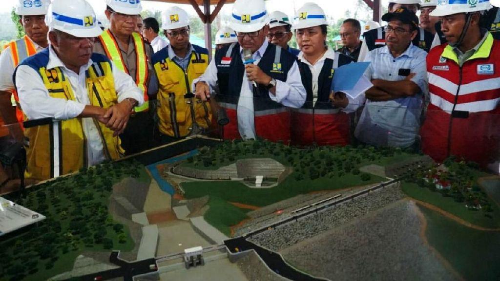 Megahnya Proyek Penangkal Banjir di Sulawesi Utara