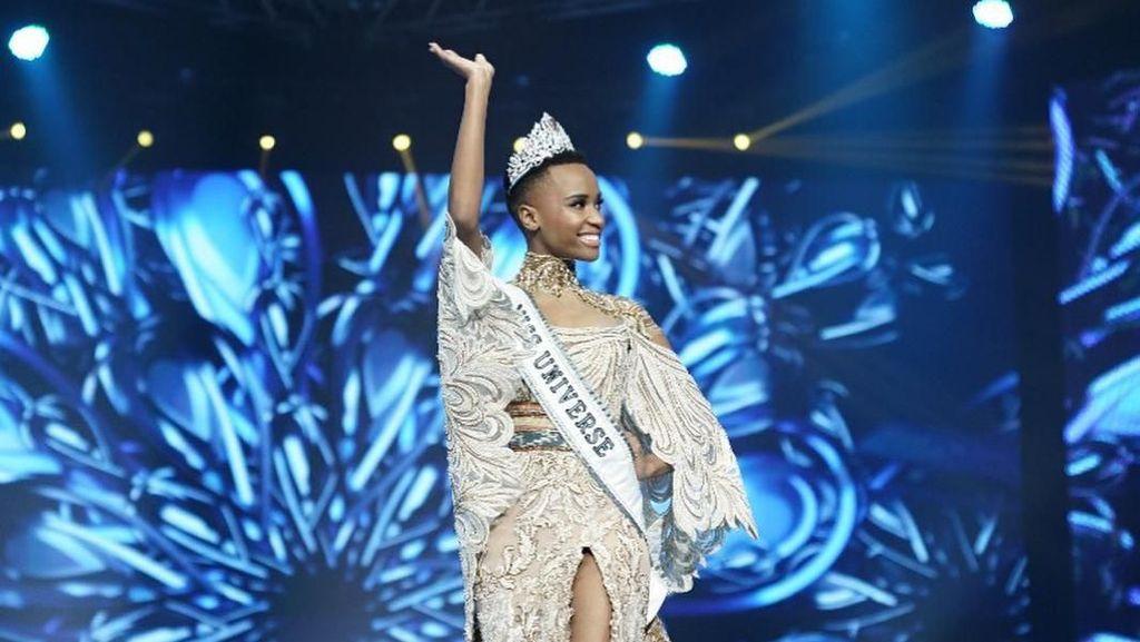 Nggak Takut Corona, Miss Universe: Kita Tidak Bisa Hidup dalam Ketakutan