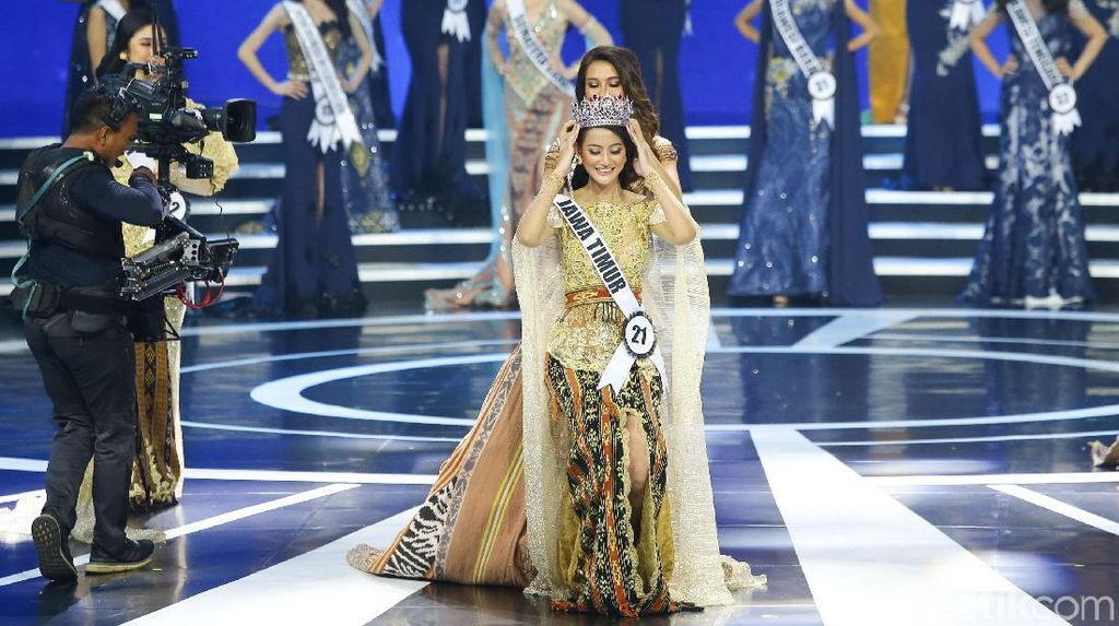 Puteri Indonesia Beri Bocoran Kostum Nasional untuk Miss Universe 2020