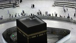 Salat Id di Masjidil Haram,  Kami Rindu Sujud Bersama