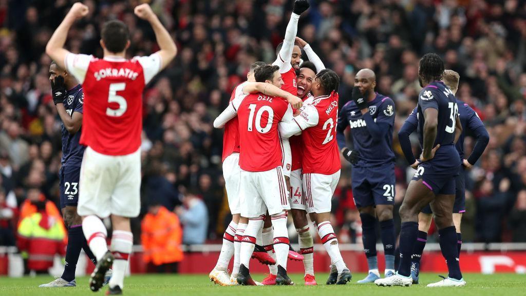 Arsenal Memang Elok Saat Menyerang, tapi Pertahanannya...