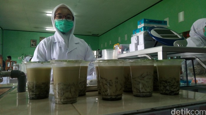 Thai Tea Daun Kelor