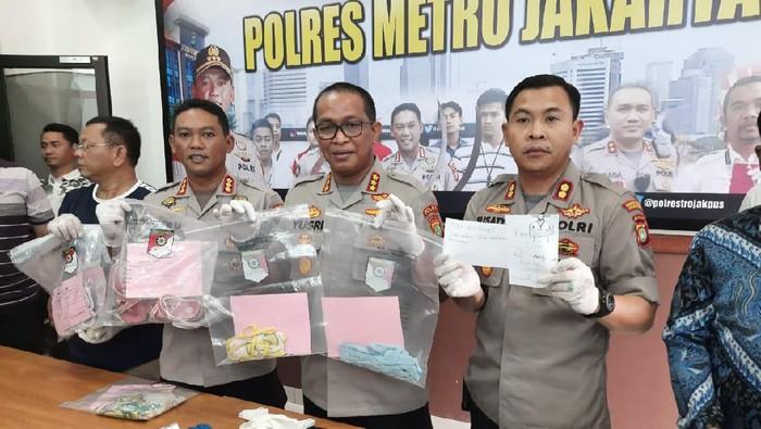 Polisi rilis pembunuhan bocah A di Sawah Besar, Jakpus