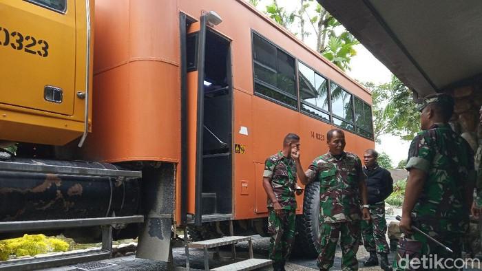 Bertolak ke Tembagapura, Polisi-TNI Siap Tindak Tegas KKSB
