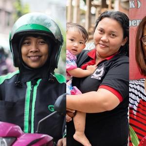 Kisah Kartini Masa Kini di Momen Hari Perempuan Internasional
