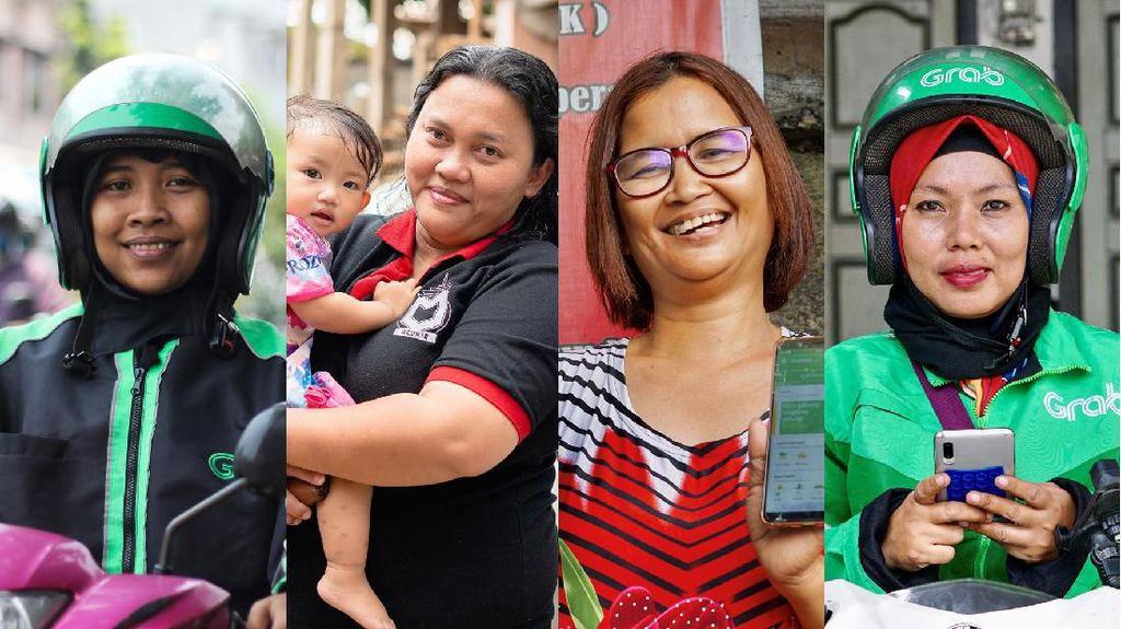 Grab Bantu Orang Tua Tunggal Perempuan Berdikari dengan Teknologi